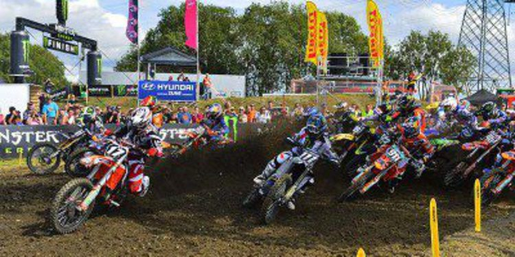 Dean Ferris vence el MXGP de Bélgica de MX2