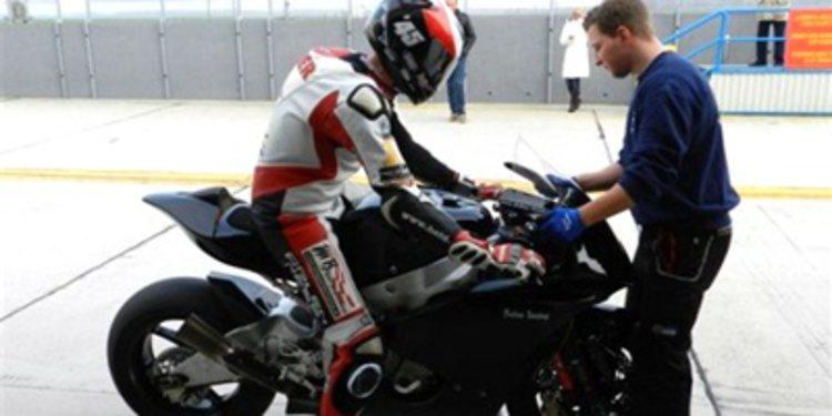Remus Racing y Martin Bauer debut en MotoGP en Brno