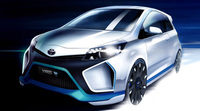 El Hybrid-R de Toyota tiene de base al Yaris