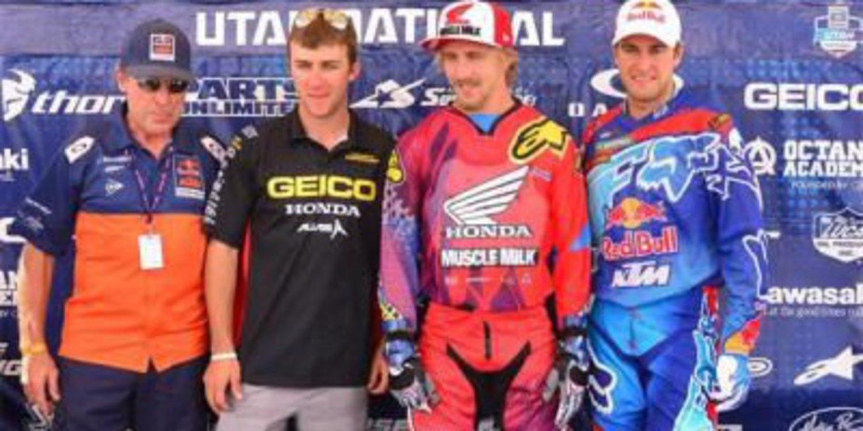 EEUU anuncia su equipo para el MXoN 2013