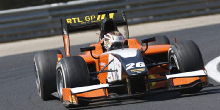 Dani Clos sigue en GP2 con MP Motorsport en Spa Francorchamps