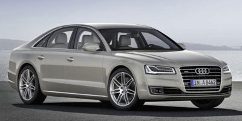 Este es el nuevo Audi A8