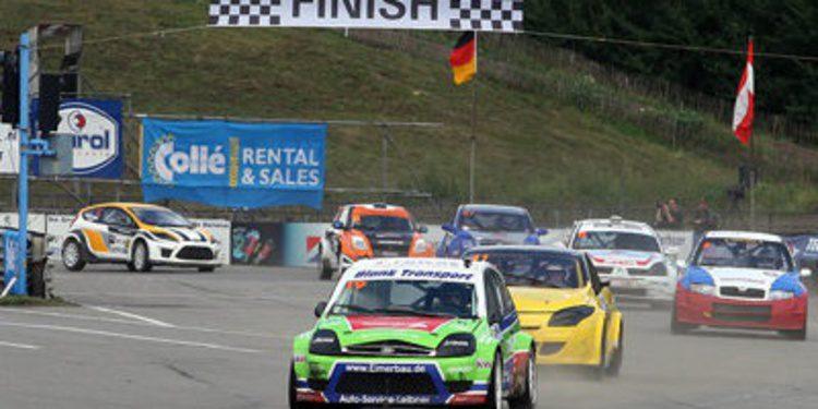 El European Rallycross será Mundial FIA en 2014