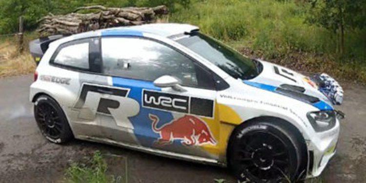 Latvala scratch en el shakedown del Rally de Alemania