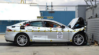 Máxima calificación de la NHTSA para el Tesla Model S