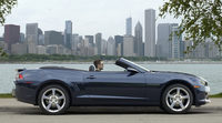 Chevrolet Camaro con destino al Salón de Frankfurt