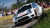 Sebastien Ogier, primer líder del Rally de Alemania