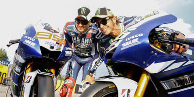 Jorge Lorenzo llega a Brno con la necesidad de ganar