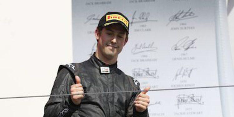 Alexander Sims sustituirá a Eric Lichtenstein en Spa