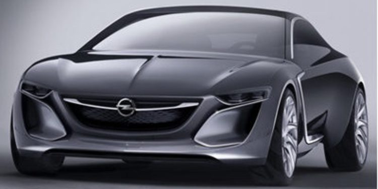 Opel nos descubre el Monza