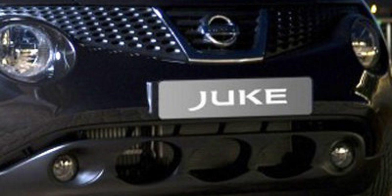 El nuevo Nissan Juke a punto de caramelo