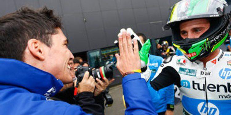 Primer asalto de Moto2 en Brno para Pol Espargaró