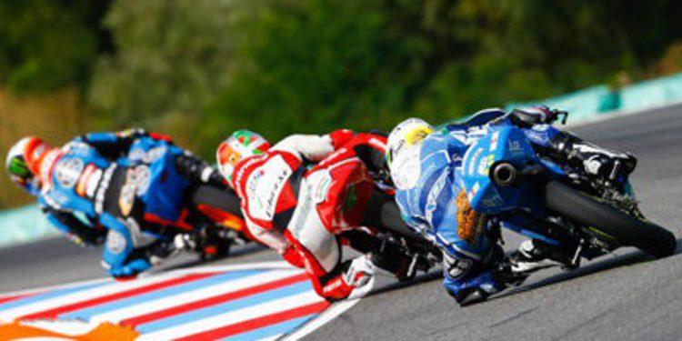 Otra vez Maverick Viñales en los FP2 Moto3 de Brno