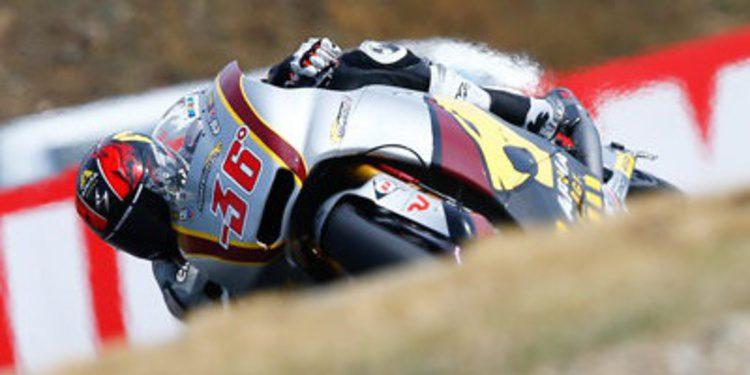 Mika Kallio cierra arriba el viernes de Moto2 en Brno