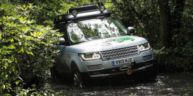 Land Rover presenta sus nuevos híbridos