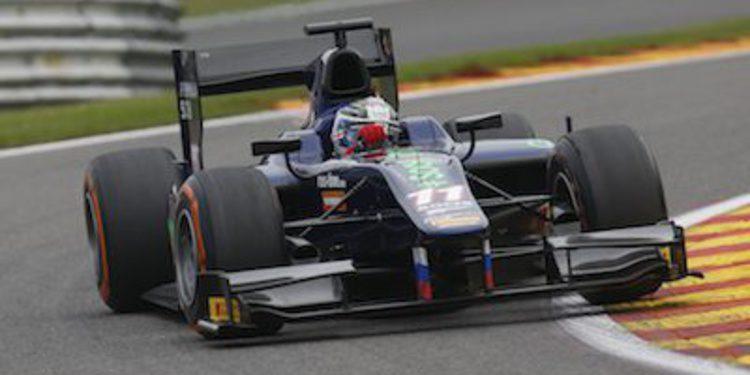 Bird 'vuela' en Spa para hacerse con la Pole en GP2