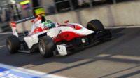 Conor Daly manda en los libres de GP3 en Spa