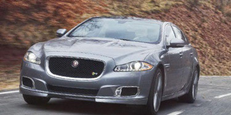 El Jaguar XJR ya muestra su rugido en España