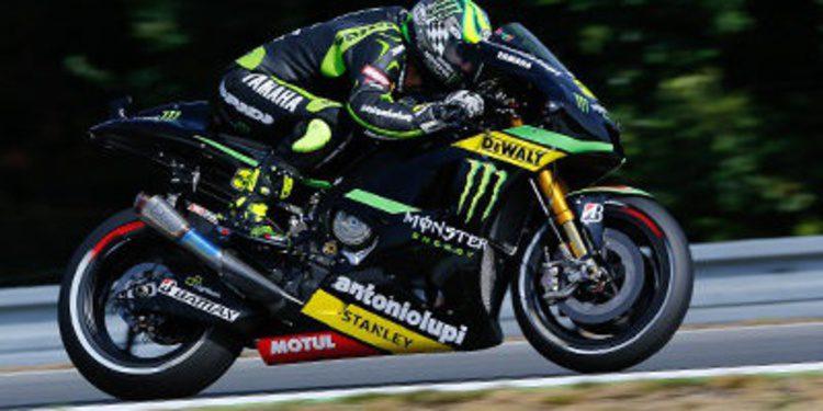 Crutchlow y Lorenzo dominan los FP3 de MotoGP en Brno