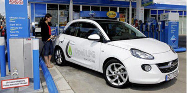 Opel ofrece en el Adam el GLP