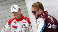 Dani Sordo lidera el Rally de Alemania con Neuville pegado