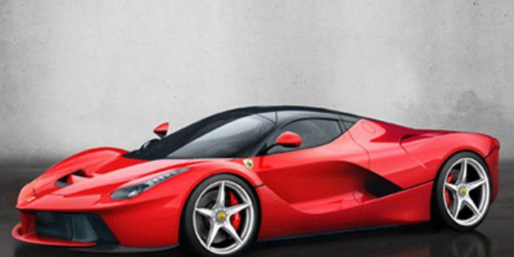 Ferrari usará tecnología híbrida