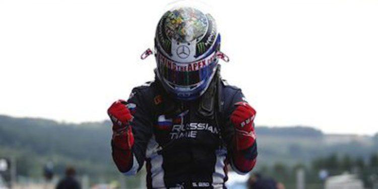 Bird no da opción en Spa y presenta credenciales al título de GP2