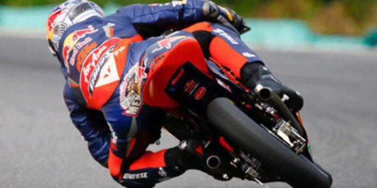Épica carrera de Moto3 en Brno para Luis Salom
