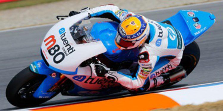 Tito Rabat se cambia al Marc VDS Racing en Moto2