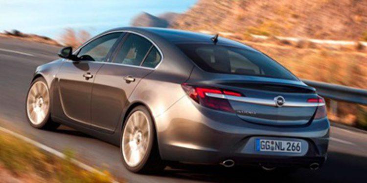 Opel comienza la producción del nuevo Insignia