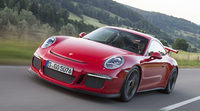 Porsche nos deleita con un vídeo de su 911 GT3