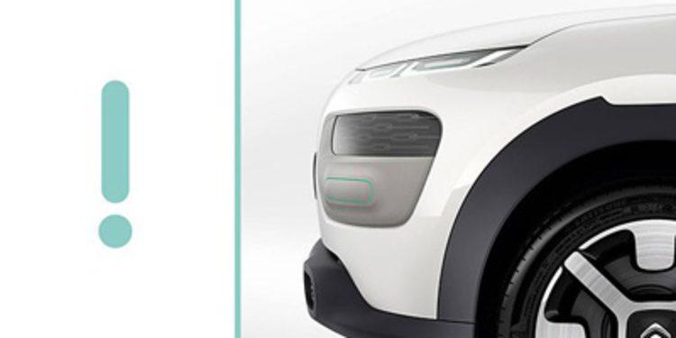El Citroën Cactus, concept y algo más para PSA