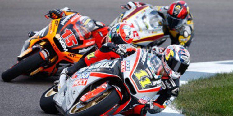 Sandro Cortese probable baja en Moto2 para Silverstone
