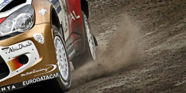 Publicado el primer boceto del calendario del WRC 2014