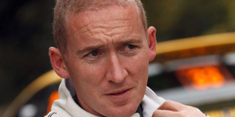 Paul Nagle copiloto de Mikkelsen en Australia