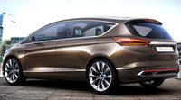 Ford S-Max Concept: Paso previo a la realidad