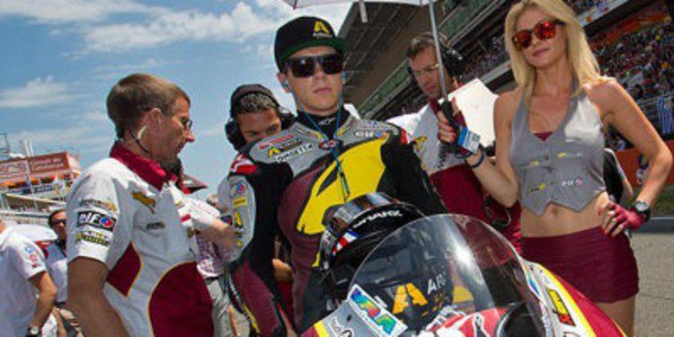 Scott Redding debutará en MotoGP con Honda Gresini