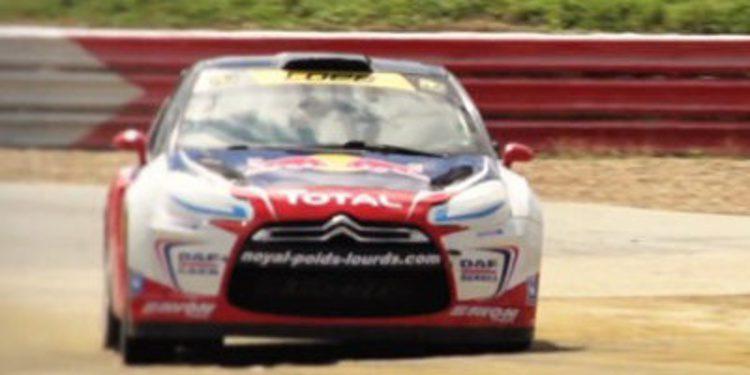 El European Rallycross a por el emblemático Loheac