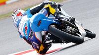 Tiempazo de Viñales en los FP2 de Moto3 en Silverstone