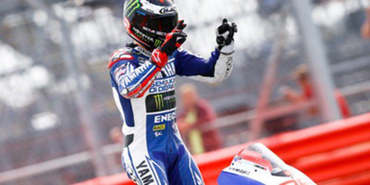 El GP de Gran Bretaña de MotoGP cierra con palabras