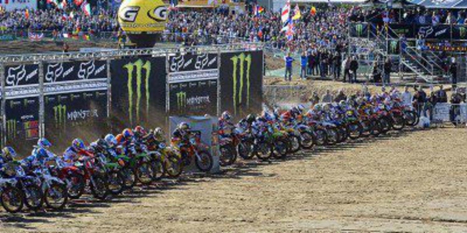 Lista de inscritos para el Motocross de las Naciones 2013