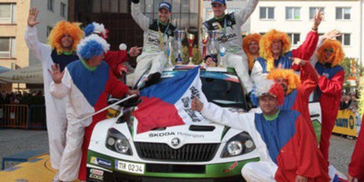 Así está el ERC 2013 tras el Barum Rally