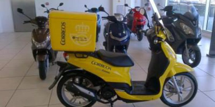 Peugeot suministrará 1.000 scooters a Correos