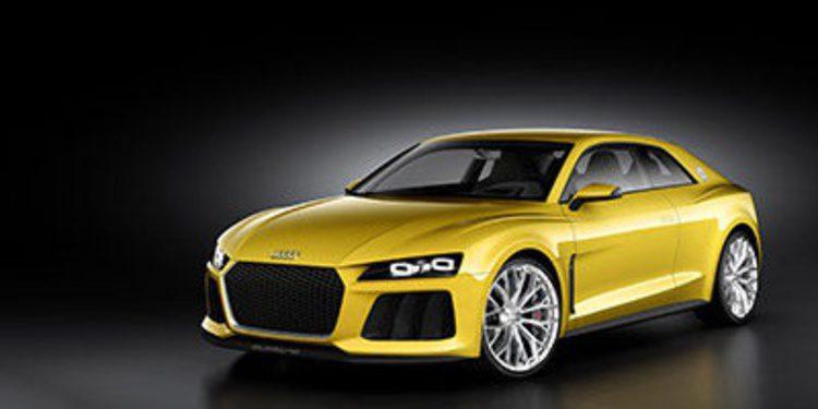 Audi Sport Quattro a la máxima potencia
