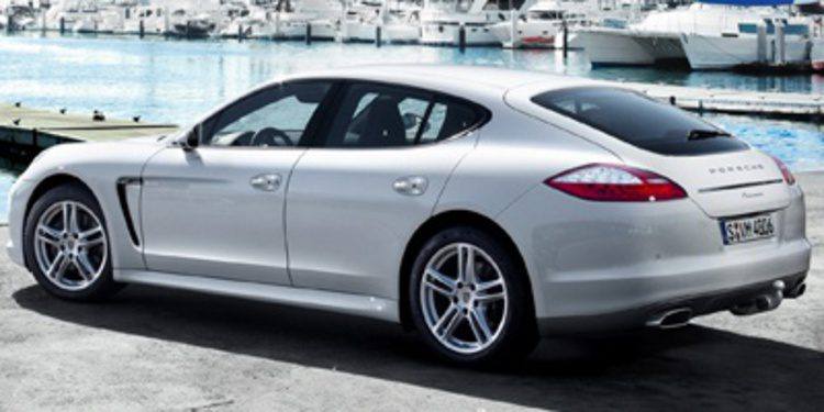 Llega el Porsche Panamera diésel con 300 CV