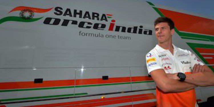 James Calado ficha por Force India como tercer piloto