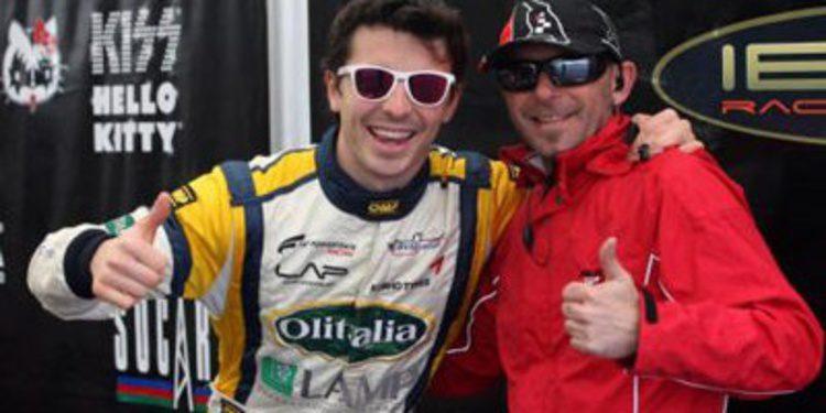 Sergio Campana debuta en GP2 con Trident en Monza