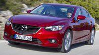 Mazda 6 y Lexus Is 300h con nota en los test Euro NCAP