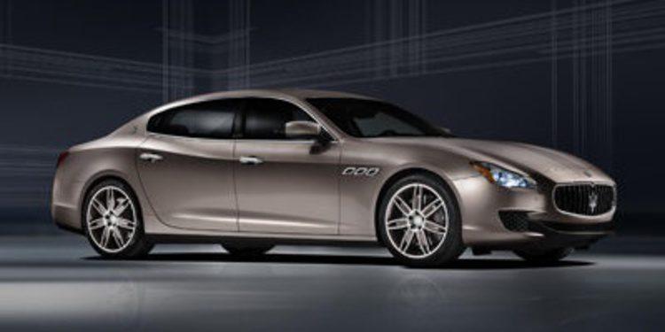 Maserati Quattroporte Concept Ermenegildo Zegna