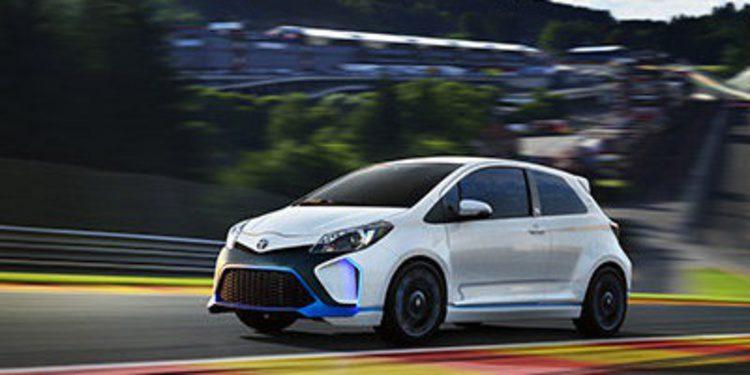 Toyota Yaris Hybrid-R, por y para la competición